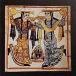 Peinture murale à Samarra